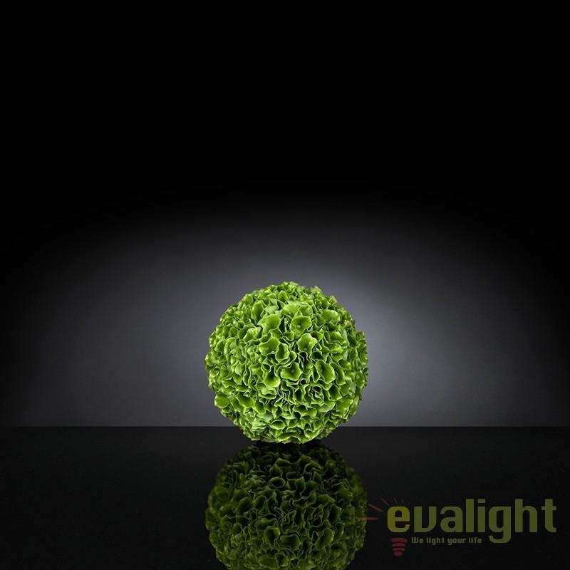 Aranjament floral elegant in forma de sfera, MOLUCELLA SMALL 1141293.60, Aranjamente florale LUX, Corpuri de iluminat, lustre, aplice, veioze, lampadare, plafoniere. Mobilier si decoratiuni, oglinzi, scaune, fotolii. Oferte speciale iluminat interior si exterior. Livram in toata tara.  a