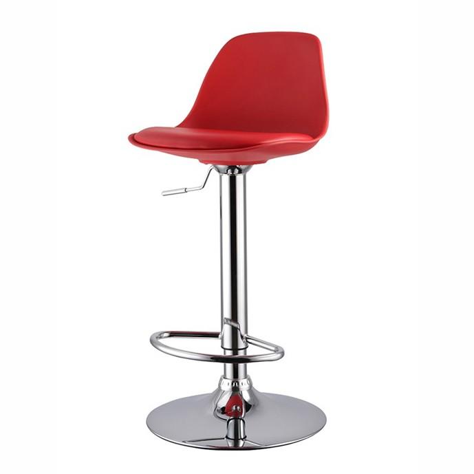 Set de 2 scaune de bar design modern TOW-RG-NE, rosu TOW-RG-RO SDM, Scaune de bar, Corpuri de iluminat, lustre, aplice, veioze, lampadare, plafoniere. Mobilier si decoratiuni, oglinzi, scaune, fotolii. Oferte speciale iluminat interior si exterior. Livram in toata tara.  a