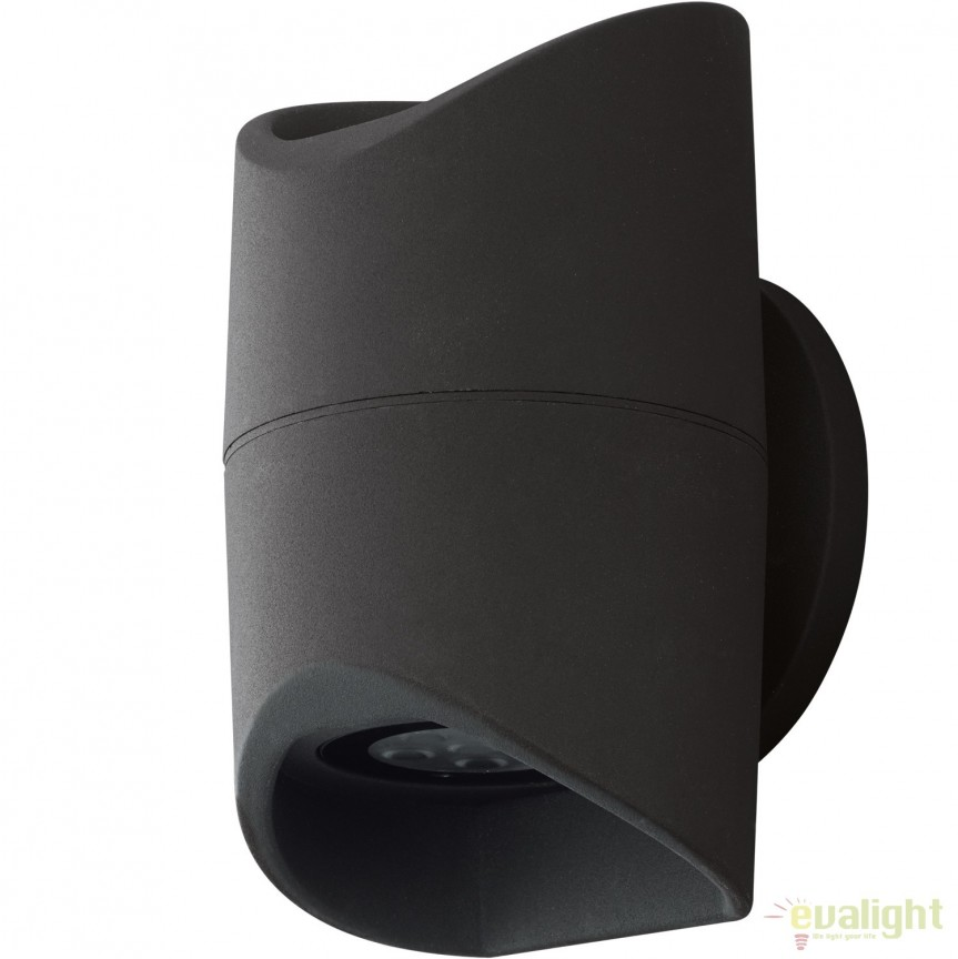 Aplica perete LED exterior IP44 ABRANTES antracit 95076 EL, Magazin,  a