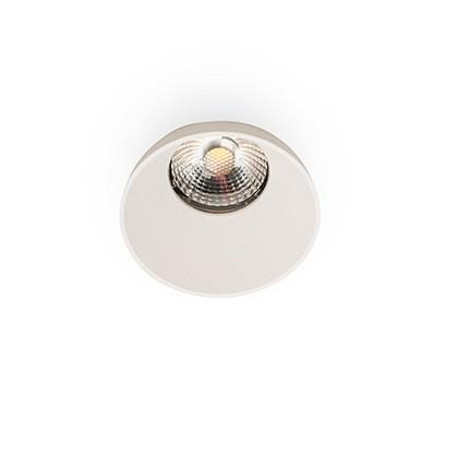 Spot LED incastrabil IP65 AIM alb 3W 3000K 02100401 Faro Barcelona , Spoturi incastrate, aplicate - tavan / perete, Corpuri de iluminat, lustre, aplice, veioze, lampadare, plafoniere. Mobilier si decoratiuni, oglinzi, scaune, fotolii. Oferte speciale iluminat interior si exterior. Livram in toata tara.  a