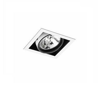 Spot incastrabil COLIN-1 50W 03400401 Faro Barcelona , Spoturi incastrate, aplicate, Corpuri de iluminat, lustre, aplice, veioze, lampadare, plafoniere. Mobilier si decoratiuni, oglinzi, scaune, fotolii. Oferte speciale iluminat interior si exterior. Livram in toata tara.  a