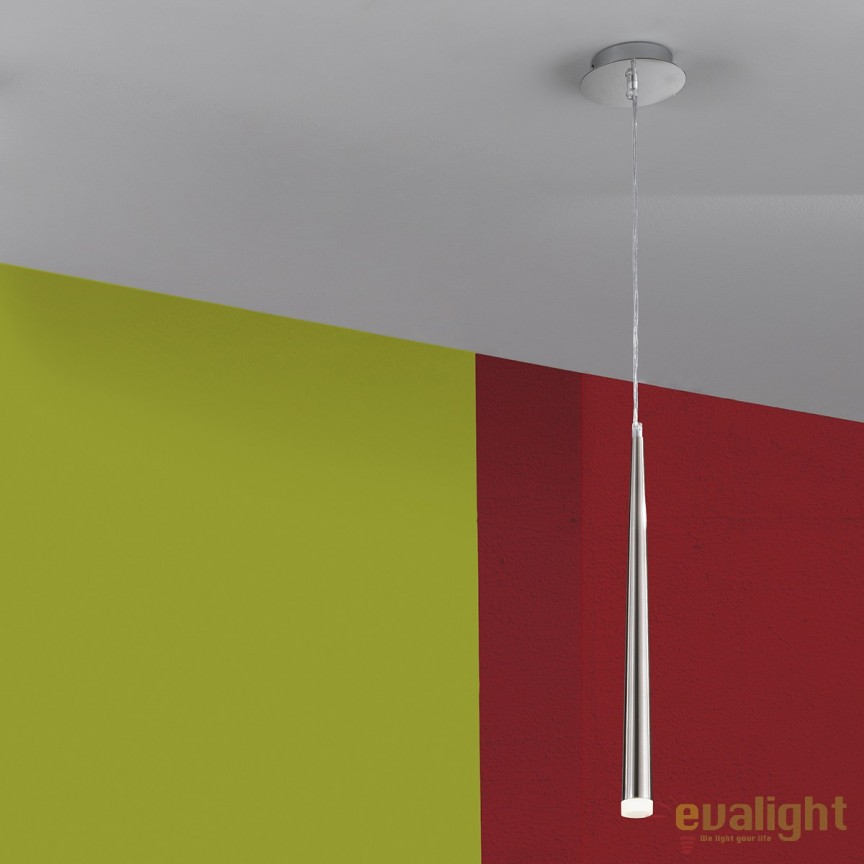 Pendul LED modern Erika HL 6-1681/1 OR, Lustre LED, Pendule LED, Corpuri de iluminat, lustre, aplice, veioze, lampadare, plafoniere. Mobilier si decoratiuni, oglinzi, scaune, fotolii. Oferte speciale iluminat interior si exterior. Livram in toata tara.  a