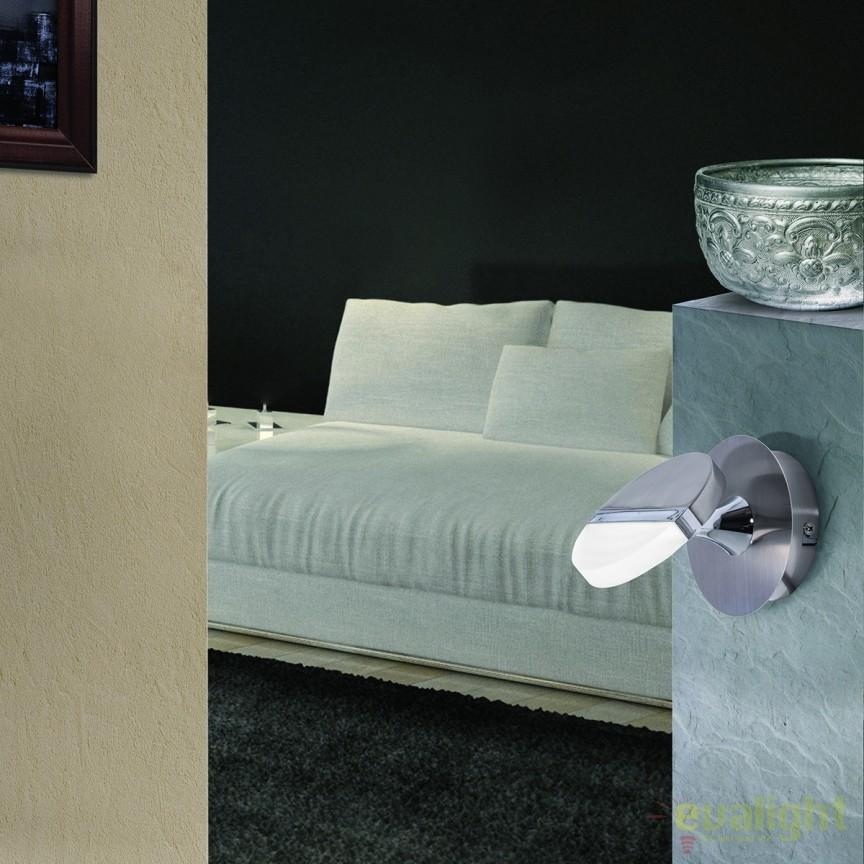 Aplica de perete LED Larso 1 Str 10-457/1 OR, Aplice de perete LED, Corpuri de iluminat, lustre, aplice, veioze, lampadare, plafoniere. Mobilier si decoratiuni, oglinzi, scaune, fotolii. Oferte speciale iluminat interior si exterior. Livram in toata tara.  a