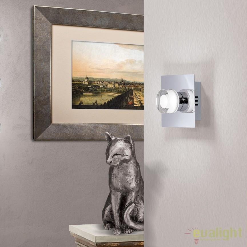 Aplica perete LED moderna Venuto 1 Str 10-454/1 OR, Aplice de perete LED, Corpuri de iluminat, lustre, aplice, veioze, lampadare, plafoniere. Mobilier si decoratiuni, oglinzi, scaune, fotolii. Oferte speciale iluminat interior si exterior. Livram in toata tara.  a