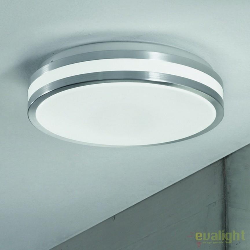 Plafoniera LED pentru baie IP44 Nedo 30cm NU 9-388/30A OR, Plafoniere cu protectie pentru baie, Corpuri de iluminat, lustre, aplice, veioze, lampadare, plafoniere. Mobilier si decoratiuni, oglinzi, scaune, fotolii. Oferte speciale iluminat interior si exterior. Livram in toata tara.  a