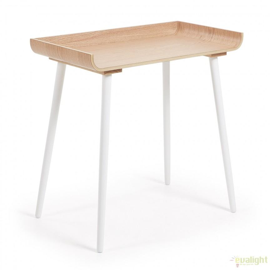 Birou design minimalist ALEXIS CC0302M05 JG, Console - Birouri, Corpuri de iluminat, lustre, aplice, veioze, lampadare, plafoniere. Mobilier si decoratiuni, oglinzi, scaune, fotolii. Oferte speciale iluminat interior si exterior. Livram in toata tara.  a