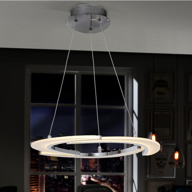 LUSTRA moderna cu iluminat LED Aldair SV-659012, Lustre LED, Pendule LED, Corpuri de iluminat, lustre, aplice, veioze, lampadare, plafoniere. Mobilier si decoratiuni, oglinzi, scaune, fotolii. Oferte speciale iluminat interior si exterior. Livram in toata tara.  a