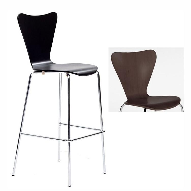 Set 4 scaune de bar, ideale pentru cofetarii si spatii fast food, JACOB wenge 427.TJAWE SDM, Scaune de bar, Corpuri de iluminat, lustre, aplice, veioze, lampadare, plafoniere. Mobilier si decoratiuni, oglinzi, scaune, fotolii. Oferte speciale iluminat interior si exterior. Livram in toata tara.  a