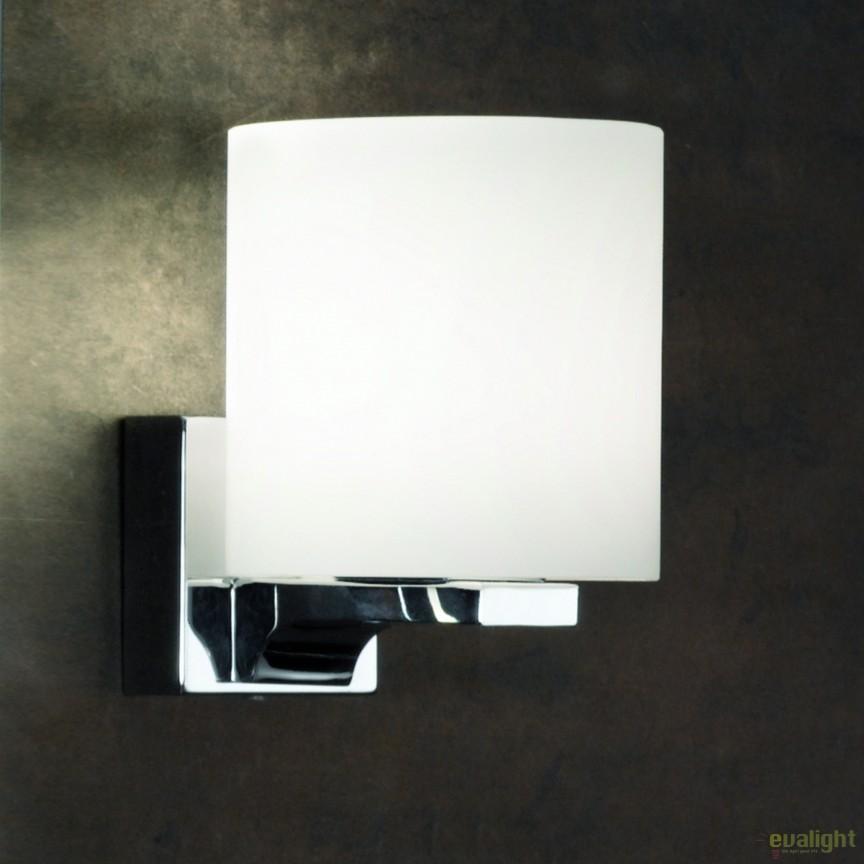 Aplica de perete pentru baie IP44 Lapo WA 2-1276/1 chrom OR, Aplice pentru baie, oglinda, tablou, Corpuri de iluminat, lustre, aplice, veioze, lampadare, plafoniere. Mobilier si decoratiuni, oglinzi, scaune, fotolii. Oferte speciale iluminat interior si exterior. Livram in toata tara.  a