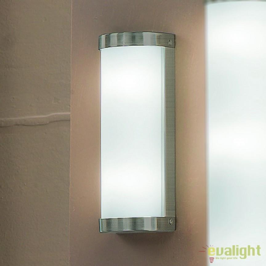 Aplica de perete pentru baie IP44 Tea Soff 3-460/2 satin OR, Aplice pentru baie, oglinda, tablou, Corpuri de iluminat, lustre, aplice, veioze, lampadare, plafoniere. Mobilier si decoratiuni, oglinzi, scaune, fotolii. Oferte speciale iluminat interior si exterior. Livram in toata tara.  a