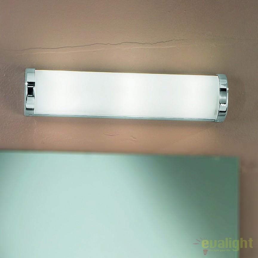 Aplica de perete pentru baie IP44 Tea Soff 3-460/3 chrom OR, Aplice pentru baie, oglinda, tablou, Corpuri de iluminat, lustre, aplice, veioze, lampadare, plafoniere. Mobilier si decoratiuni, oglinzi, scaune, fotolii. Oferte speciale iluminat interior si exterior. Livram in toata tara.  a
