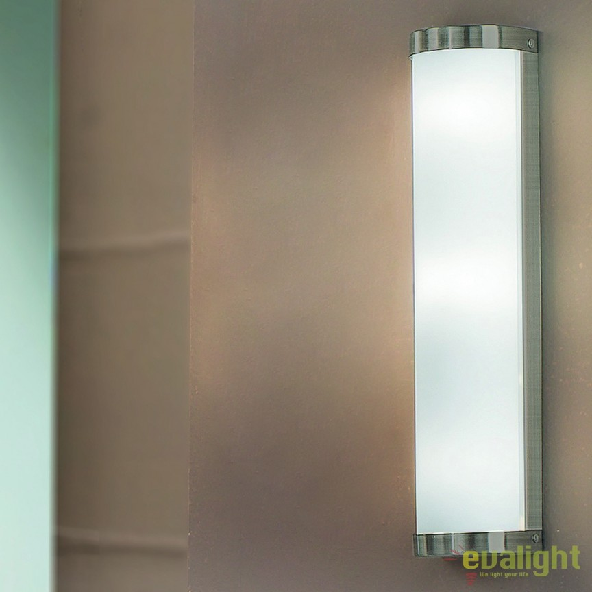 Aplica de perete pentru baie IP44 Tea Soff 3-460/3 satin OR, PROMOTII, Corpuri de iluminat, lustre, aplice, veioze, lampadare, plafoniere. Mobilier si decoratiuni, oglinzi, scaune, fotolii. Oferte speciale iluminat interior si exterior. Livram in toata tara.  a