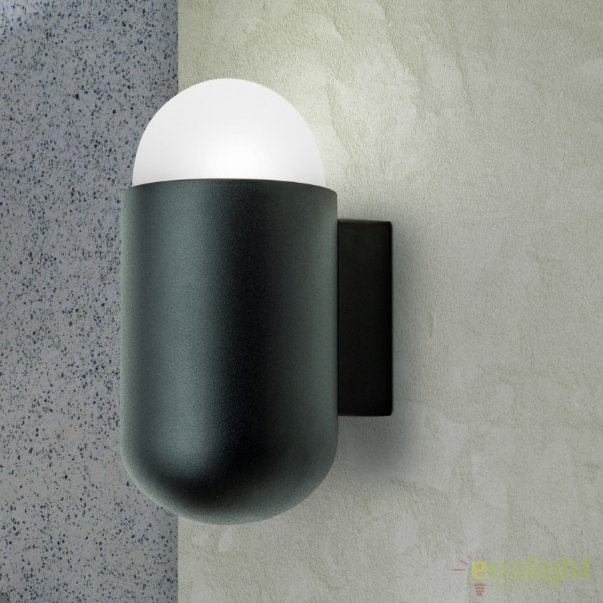 Aplica perete LED iluminat exterior IP44 Nana AL 11-1164 Anthrazit OR, Aplice de exterior moderne , Corpuri de iluminat, lustre, aplice, veioze, lampadare, plafoniere. Mobilier si decoratiuni, oglinzi, scaune, fotolii. Oferte speciale iluminat interior si exterior. Livram in toata tara.  a