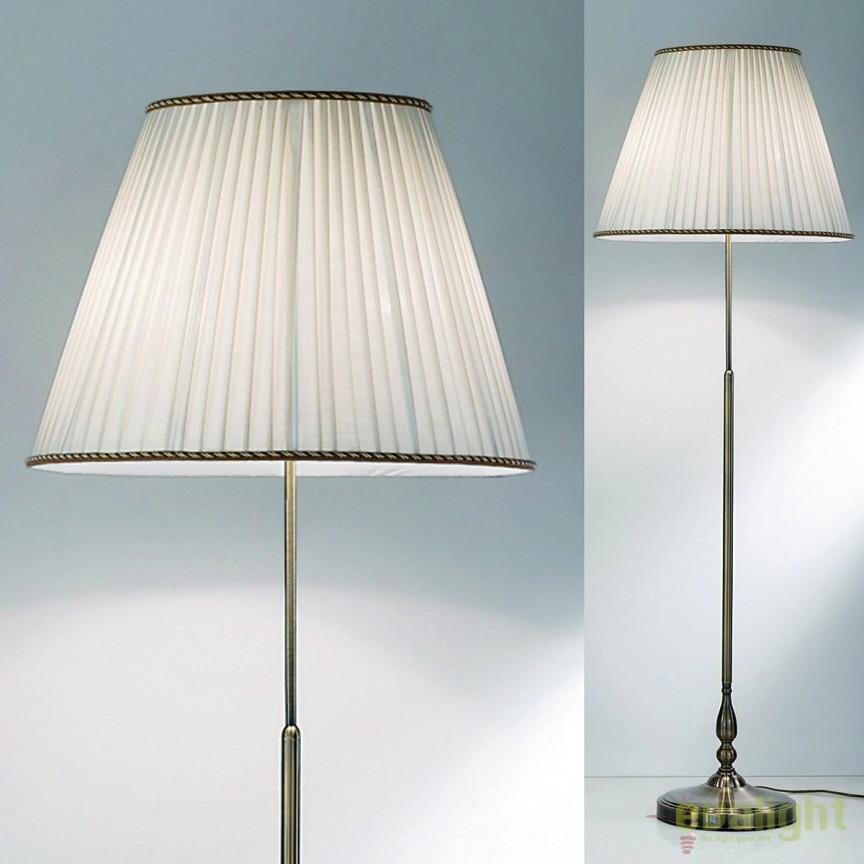 Lampadar / Lampa de podea stil clasic H154cm Tonia Stl 12-1100/2 Patina OR, Lampadare clasice, Corpuri de iluminat, lustre, aplice, veioze, lampadare, plafoniere. Mobilier si decoratiuni, oglinzi, scaune, fotolii. Oferte speciale iluminat interior si exterior. Livram in toata tara.  a
