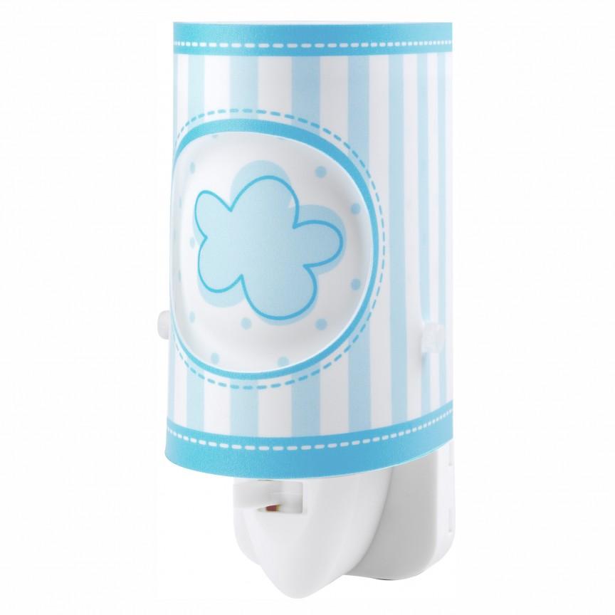 Lampa de veghe camera copii Sweet Light albastru 63222L DB, Lustre - Iluminat pentru camera Copii, Corpuri de iluminat, lustre, aplice, veioze, lampadare, plafoniere. Mobilier si decoratiuni, oglinzi, scaune, fotolii. Oferte speciale iluminat interior si exterior. Livram in toata tara.  a