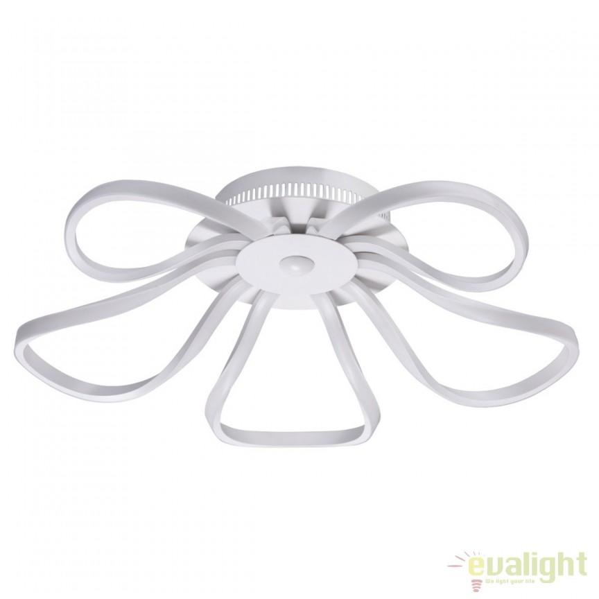 Lustra LED design moden diam.56cm Aurich 496016905 MW, Lustre LED, Pendule LED, Corpuri de iluminat, lustre, aplice, veioze, lampadare, plafoniere. Mobilier si decoratiuni, oglinzi, scaune, fotolii. Oferte speciale iluminat interior si exterior. Livram in toata tara.  a