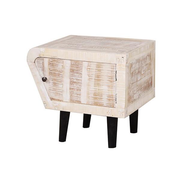 Noptiera design rustic din lemn de waru, Cross 52294 SAP, Paturi - Noptiere dormitor, Corpuri de iluminat, lustre, aplice, veioze, lampadare, plafoniere. Mobilier si decoratiuni, oglinzi, scaune, fotolii. Oferte speciale iluminat interior si exterior. Livram in toata tara.  a