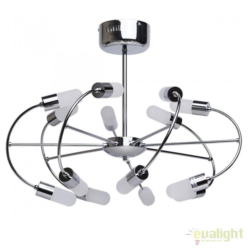 Lustra LED design modern diam.64cm Bera 329010814 MW, Lustre LED, Pendule LED, Corpuri de iluminat, lustre, aplice, veioze, lampadare, plafoniere. Mobilier si decoratiuni, oglinzi, scaune, fotolii. Oferte speciale iluminat interior si exterior. Livram in toata tara.  a