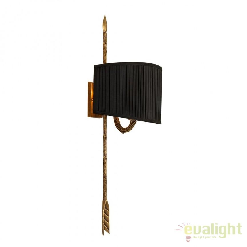 Aplica de perete design LUX Fontaine alama 109192 HZ, Aplice de perete moderne, Corpuri de iluminat, lustre, aplice, veioze, lampadare, plafoniere. Mobilier si decoratiuni, oglinzi, scaune, fotolii. Oferte speciale iluminat interior si exterior. Livram in toata tara.  a