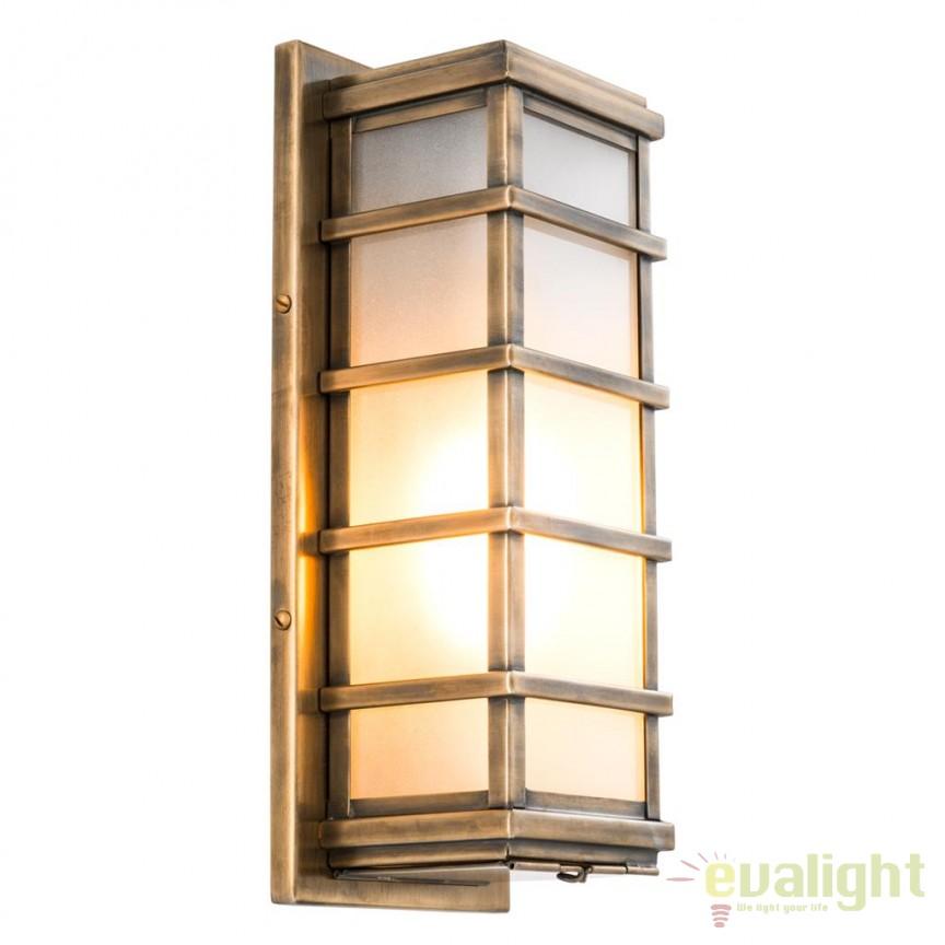 Aplica de perete design LUX Welby alama 110471 HZ, Aplice de perete moderne, Corpuri de iluminat, lustre, aplice, veioze, lampadare, plafoniere. Mobilier si decoratiuni, oglinzi, scaune, fotolii. Oferte speciale iluminat interior si exterior. Livram in toata tara.  a