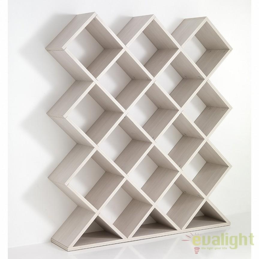 Raft de perete sau podea FORTY-FIVE 1997 FTP, Mobilier divers, Corpuri de iluminat, lustre, aplice, veioze, lampadare, plafoniere. Mobilier si decoratiuni, oglinzi, scaune, fotolii. Oferte speciale iluminat interior si exterior. Livram in toata tara.  a