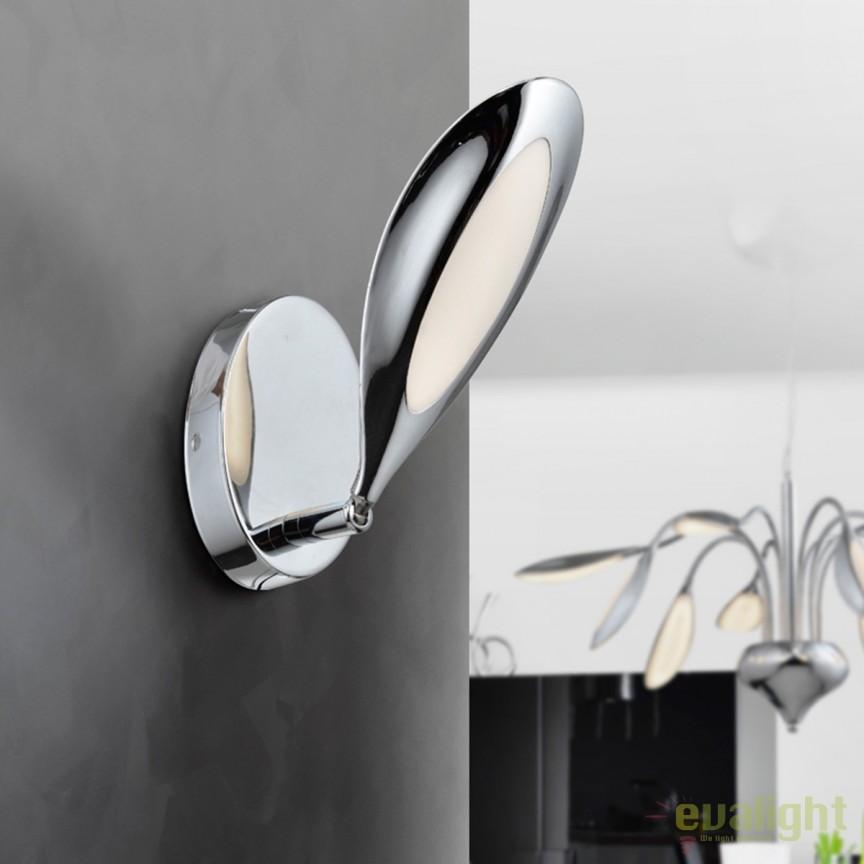 Aplica perete LED design modern Lucila I SV-324563, Aplice de perete LED, Corpuri de iluminat, lustre, aplice, veioze, lampadare, plafoniere. Mobilier si decoratiuni, oglinzi, scaune, fotolii. Oferte speciale iluminat interior si exterior. Livram in toata tara.  a