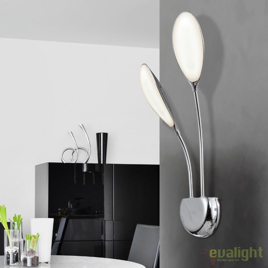Aplica perete LED design modern Lucila II SV-324190, Aplice de perete LED, Corpuri de iluminat, lustre, aplice, veioze, lampadare, plafoniere. Mobilier si decoratiuni, oglinzi, scaune, fotolii. Oferte speciale iluminat interior si exterior. Livram in toata tara.  a