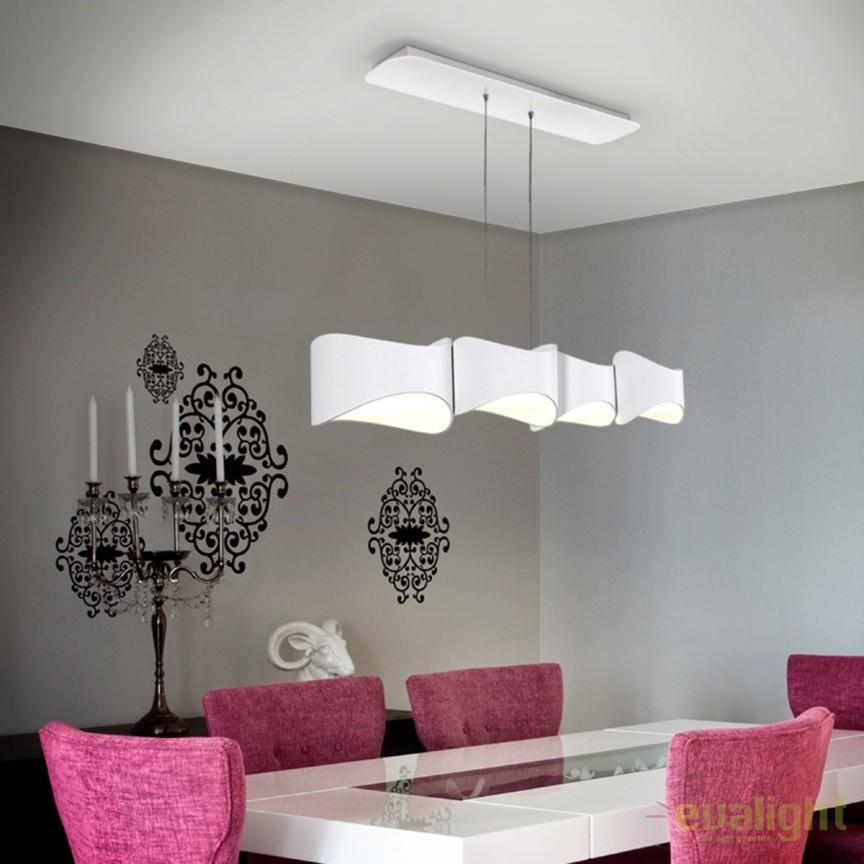 Lustra LED design modern Lidia SV-634759, Lustre LED, Pendule LED, Corpuri de iluminat, lustre, aplice, veioze, lampadare, plafoniere. Mobilier si decoratiuni, oglinzi, scaune, fotolii. Oferte speciale iluminat interior si exterior. Livram in toata tara.  a