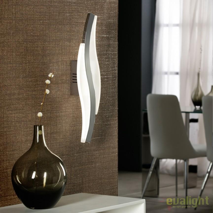 Aplica de perete LED design modern Sintra SV-697712, Aplice de perete LED, Corpuri de iluminat, lustre, aplice, veioze, lampadare, plafoniere. Mobilier si decoratiuni, oglinzi, scaune, fotolii. Oferte speciale iluminat interior si exterior. Livram in toata tara.  a