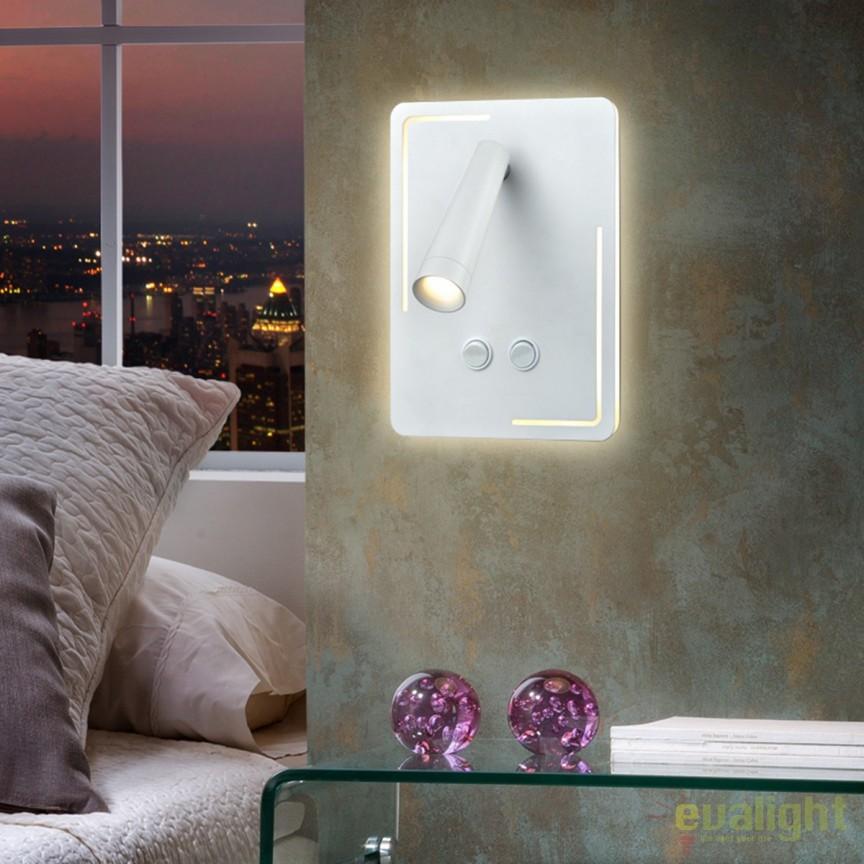 Aplica de perete LED design modern Gael SV-885236, Aplice de perete LED, Corpuri de iluminat, lustre, aplice, veioze, lampadare, plafoniere. Mobilier si decoratiuni, oglinzi, scaune, fotolii. Oferte speciale iluminat interior si exterior. Livram in toata tara.  a