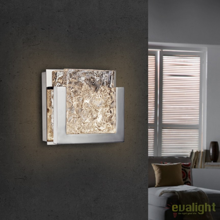 Aplica de perete LED design modern Piros SV-580833, Aplice de perete LED, Corpuri de iluminat, lustre, aplice, veioze, lampadare, plafoniere. Mobilier si decoratiuni, oglinzi, scaune, fotolii. Oferte speciale iluminat interior si exterior. Livram in toata tara.  a