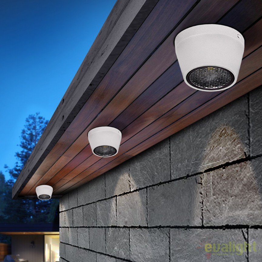 Plafoniera sau Tarus LED iluminat exterior IP65 Buran SV-429852, ILUMINAT EXTERIOR, Corpuri de iluminat, lustre, aplice, veioze, lampadare, plafoniere. Mobilier si decoratiuni, oglinzi, scaune, fotolii. Oferte speciale iluminat interior si exterior. Livram in toata tara.  a