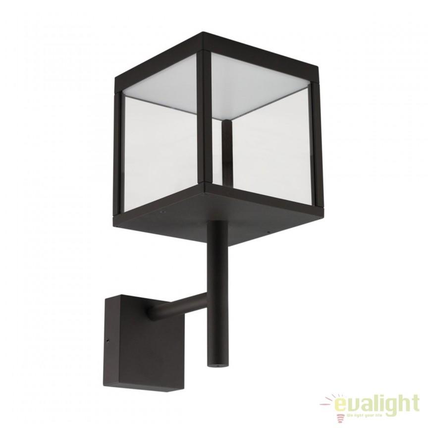 Aplica de perete LED exterior IP54 RAVENNA grafit 35810 HT, ILUMINAT EXTERIOR, Corpuri de iluminat, lustre, aplice, veioze, lampadare, plafoniere. Mobilier si decoratiuni, oglinzi, scaune, fotolii. Oferte speciale iluminat interior si exterior. Livram in toata tara.  a