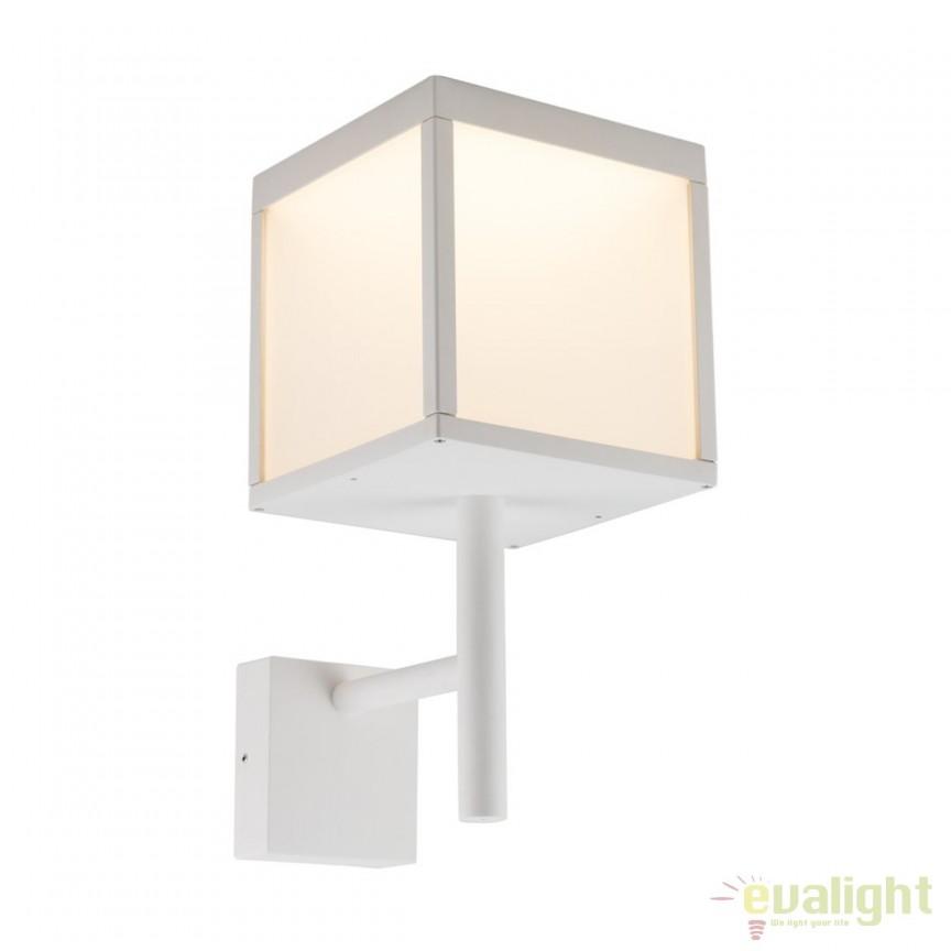 Aplica de perete LED exterior IP54 RAVENNA grafit 35811 HT , ILUMINAT EXTERIOR, Corpuri de iluminat, lustre, aplice, veioze, lampadare, plafoniere. Mobilier si decoratiuni, oglinzi, scaune, fotolii. Oferte speciale iluminat interior si exterior. Livram in toata tara.  a