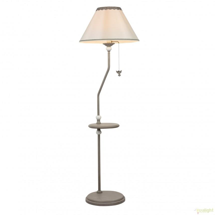 Lampadar elegant design clasic Bouquet MYARM023-FL-01-S, Lampadare clasice, Corpuri de iluminat, lustre, aplice, veioze, lampadare, plafoniere. Mobilier si decoratiuni, oglinzi, scaune, fotolii. Oferte speciale iluminat interior si exterior. Livram in toata tara.  a