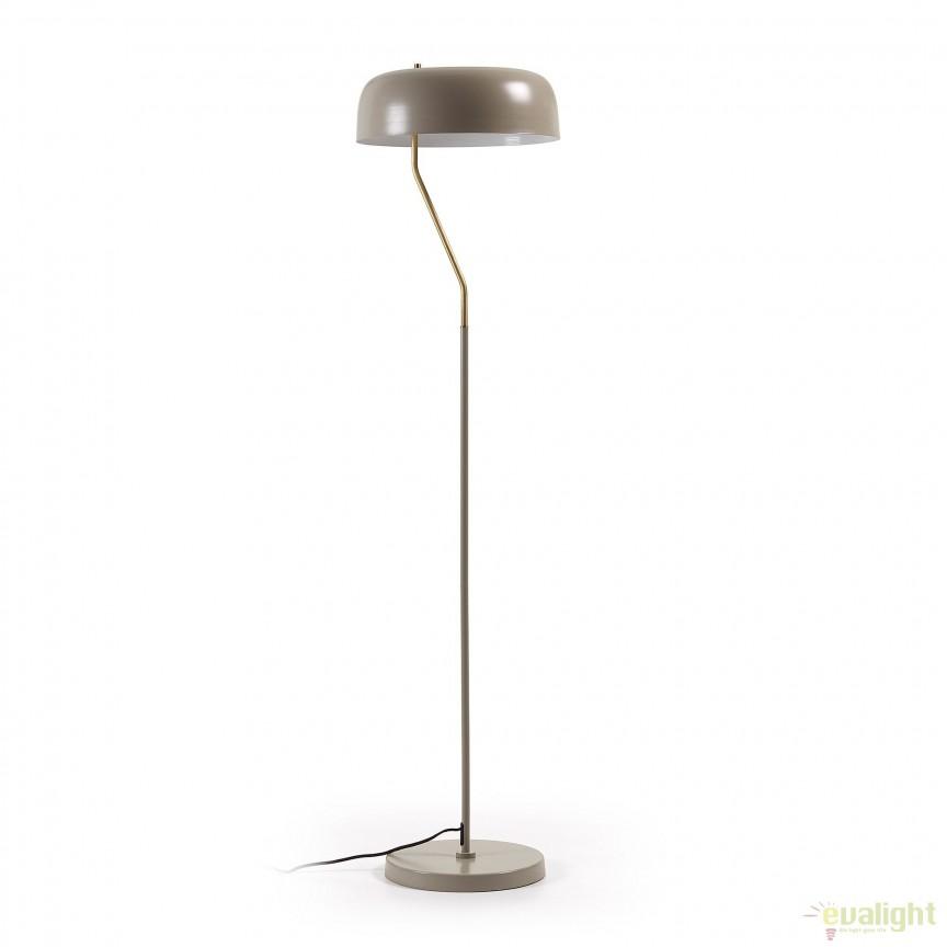 Lampadar / Lampa de podea moderna VERSA bej AA1250R12 JG, Lampadare, Corpuri de iluminat, lustre, aplice, veioze, lampadare, plafoniere. Mobilier si decoratiuni, oglinzi, scaune, fotolii. Oferte speciale iluminat interior si exterior. Livram in toata tara.  a