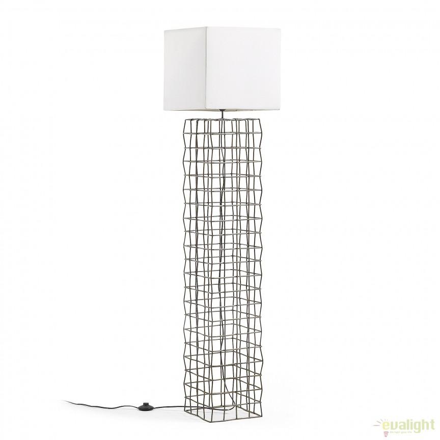Lampadar / Lampa de podea design modern DOHERTI AA1431J33 JG, Lampadare, Corpuri de iluminat, lustre, aplice, veioze, lampadare, plafoniere. Mobilier si decoratiuni, oglinzi, scaune, fotolii. Oferte speciale iluminat interior si exterior. Livram in toata tara.  a