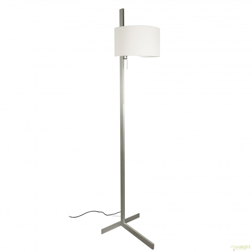 Lampadar / Lampa de podea design modern minimalist STAND UP alb 57210 Faro Barcelona , Lampadare, Corpuri de iluminat, lustre, aplice, veioze, lampadare, plafoniere. Mobilier si decoratiuni, oglinzi, scaune, fotolii. Oferte speciale iluminat interior si exterior. Livram in toata tara.  a