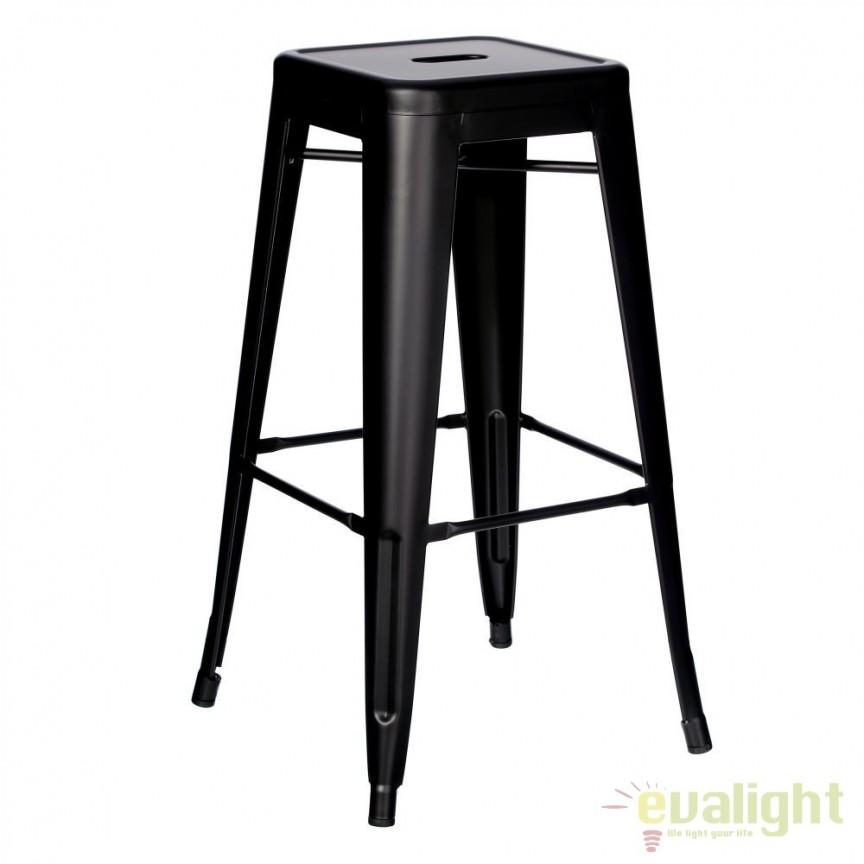 Set de 2 scaune bar design industrial DALLAS H76,5cm negru SX-79206, Mobila si Decoratiuni , interioare moderne de lux⭐ piese de mobilier modern cu stil exclusivist pentru casa✅ colectii dormitor si living.❤️Promotii la mobila si decoratiuni❗ Intra si vezi modele ✚ poze ✚ pret ➽ www.evalight.ro. ➽ sursa ta de inspiratie online❗ Idei si tendinte de design actual pentru amenajari premium Top 2020❗ Mobila moderna unicat cu stil elegant contemporan ultra-modern, accesorii si oglinzi decorative de perete potrivite pentru interior si exterior. Cele mai noi si apreciate stiluri la mobila si mobilier cu design original: stil industrial style, retro, vintage (boem, veche, reconditionata, realizata manual (noua nu second hand), handmade, sculptata, scandinav (nordic), clasic (baroc, glamour, romantic, art deco, boho, shabby chic, feng shui), rustic (traditional), urban minimalist. Alege cele mai frumoase si rafinate articole si obiecte decorative deosebite, textile si tesaturi scumpe, vezi seturi de mobilier modular pe colt pt spatii mici si mari, cu picioare din metal combinat cu lemn masiv, placata cu oglinda si sticla, MDF lucios de culoare alba, . ✅Amenajari interioare 2020❗ | Living | Dormitor | Hol | Baie | Bucatarie | Sufragerie | Camera de zi / Tineret / Copii | Birou | Balcon | Terasa | Gradina | Cumpara la comanda sau din stoc, oferte si reduceri speciale cu vanzare rapida din magazine la cele mai bune preturi. Te aşteptăm sa admiri calitatea superioara a produselor noastre live în showroom-urile noastre din Bucuresti si Timisoara❗  a