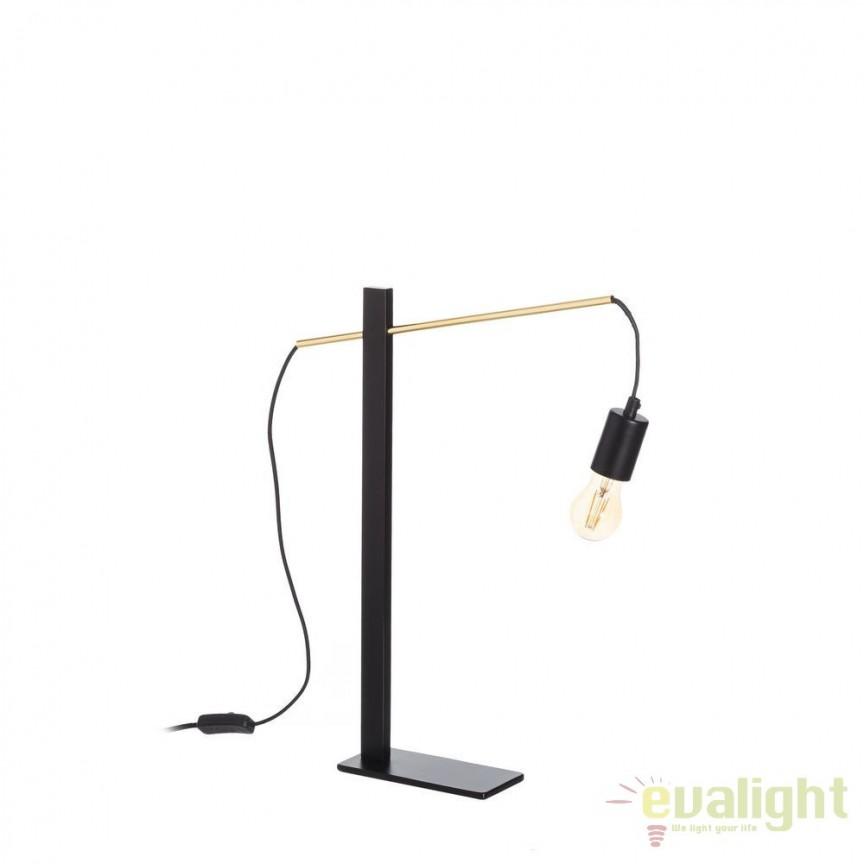 Lampa de masa design modern Austin SX-102454, Veioze de Birou moderne, Corpuri de iluminat, lustre, aplice, veioze, lampadare, plafoniere. Mobilier si decoratiuni, oglinzi, scaune, fotolii. Oferte speciale iluminat interior si exterior. Livram in toata tara.  a