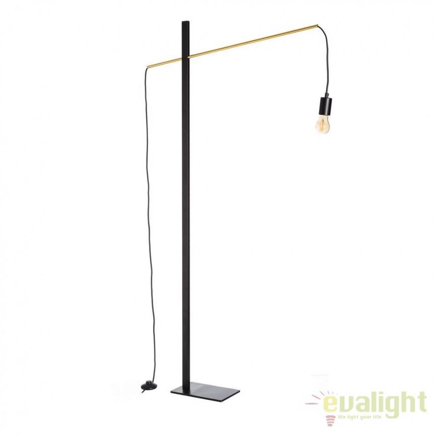 Lampa de podea design modern Austin SX-102455, Lampadare, Corpuri de iluminat, lustre, aplice, veioze, lampadare, plafoniere. Mobilier si decoratiuni, oglinzi, scaune, fotolii. Oferte speciale iluminat interior si exterior. Livram in toata tara.  a