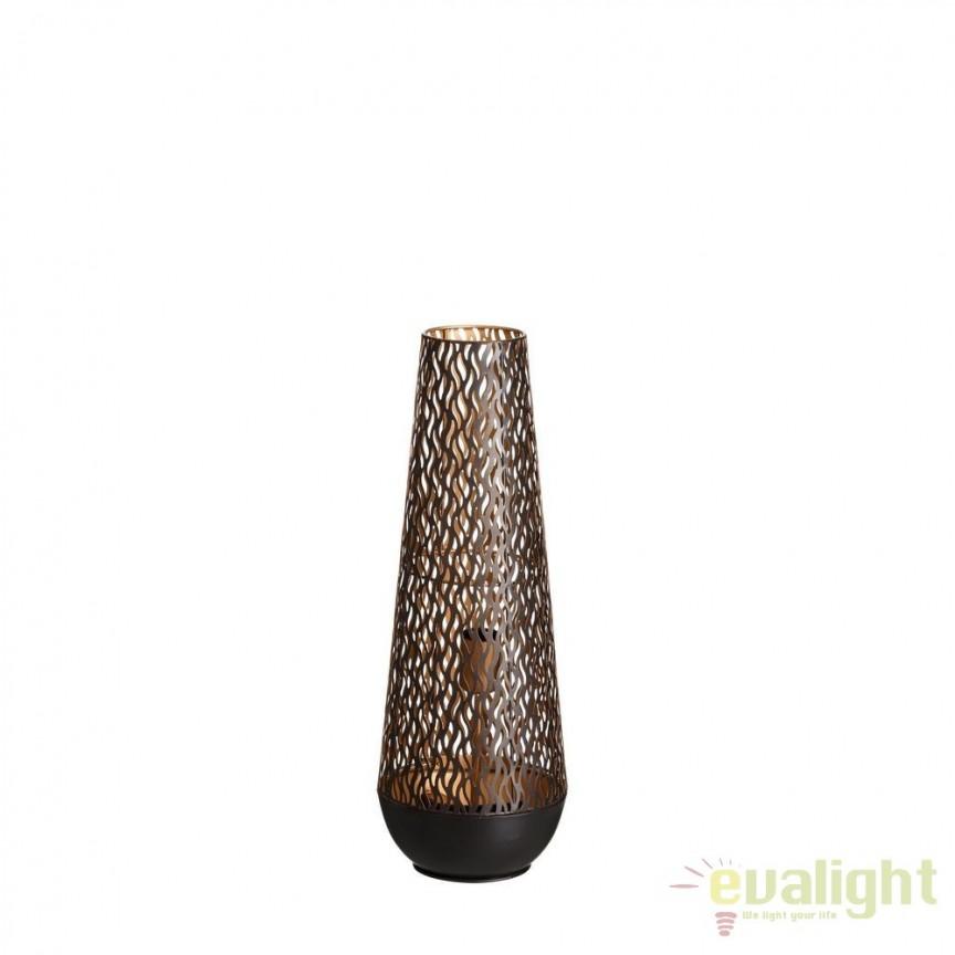 Lampa de podea din metal finisaj bronz Bronwyn, 57cm SX-102439, Lampadare, Corpuri de iluminat, lustre, aplice, veioze, lampadare, plafoniere. Mobilier si decoratiuni, oglinzi, scaune, fotolii. Oferte speciale iluminat interior si exterior. Livram in toata tara.  a
