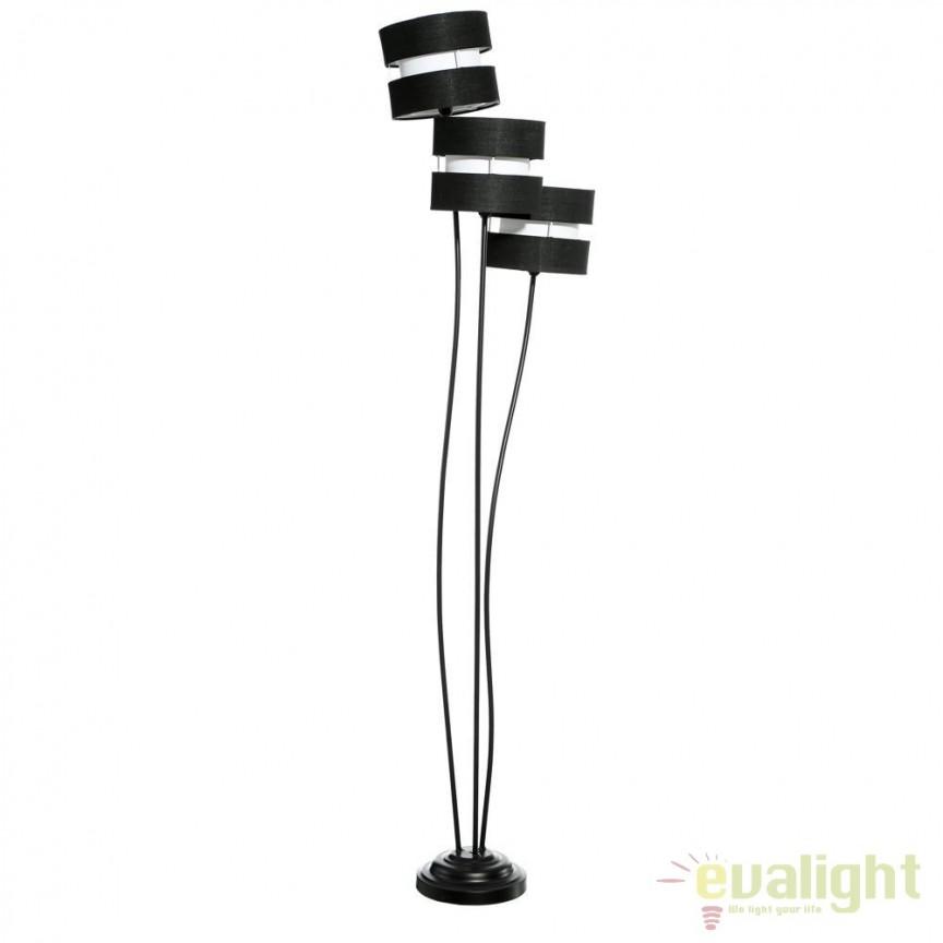 Lampadar / Lampa de podea stil modern Donata SX-91732, Lampadare, Corpuri de iluminat, lustre, aplice, veioze, lampadare, plafoniere. Mobilier si decoratiuni, oglinzi, scaune, fotolii. Oferte speciale iluminat interior si exterior. Livram in toata tara.  a
