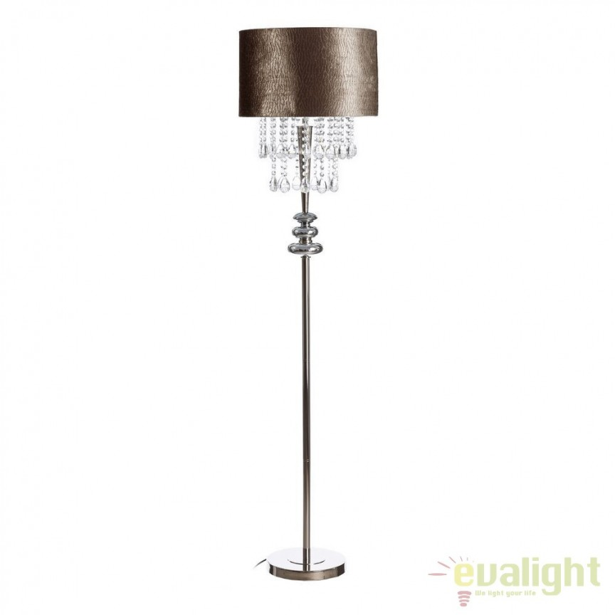 Lampadar design elegant / Lampa de podea Erika I DZ-102497, Lampadare, Corpuri de iluminat, lustre, aplice, veioze, lampadare, plafoniere. Mobilier si decoratiuni, oglinzi, scaune, fotolii. Oferte speciale iluminat interior si exterior. Livram in toata tara.  a