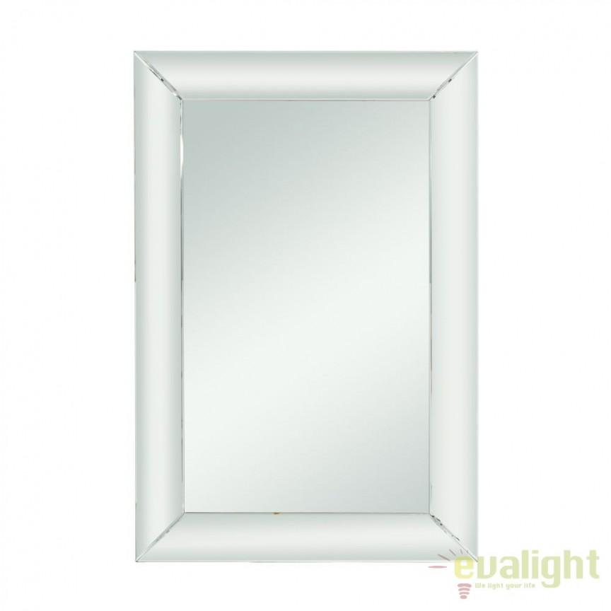 Oglinda decorativa design elegant Scottie 80x120cm, DZ-102463, Oglinzi decorative, Corpuri de iluminat, lustre, aplice, veioze, lampadare, plafoniere. Mobilier si decoratiuni, oglinzi, scaune, fotolii. Oferte speciale iluminat interior si exterior. Livram in toata tara.  a