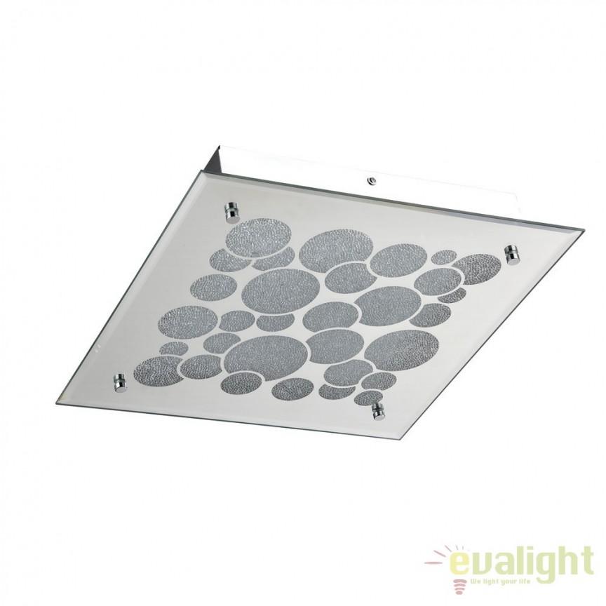 Plafoniera LED design modern Glitter I MYC445-CL-01-18W-N, ILUMINAT INTERIOR LED , Corpuri de iluminat, lustre, aplice, veioze, lampadare, plafoniere. Mobilier si decoratiuni, oglinzi, scaune, fotolii. Oferte speciale iluminat interior si exterior. Livram in toata tara.  a
