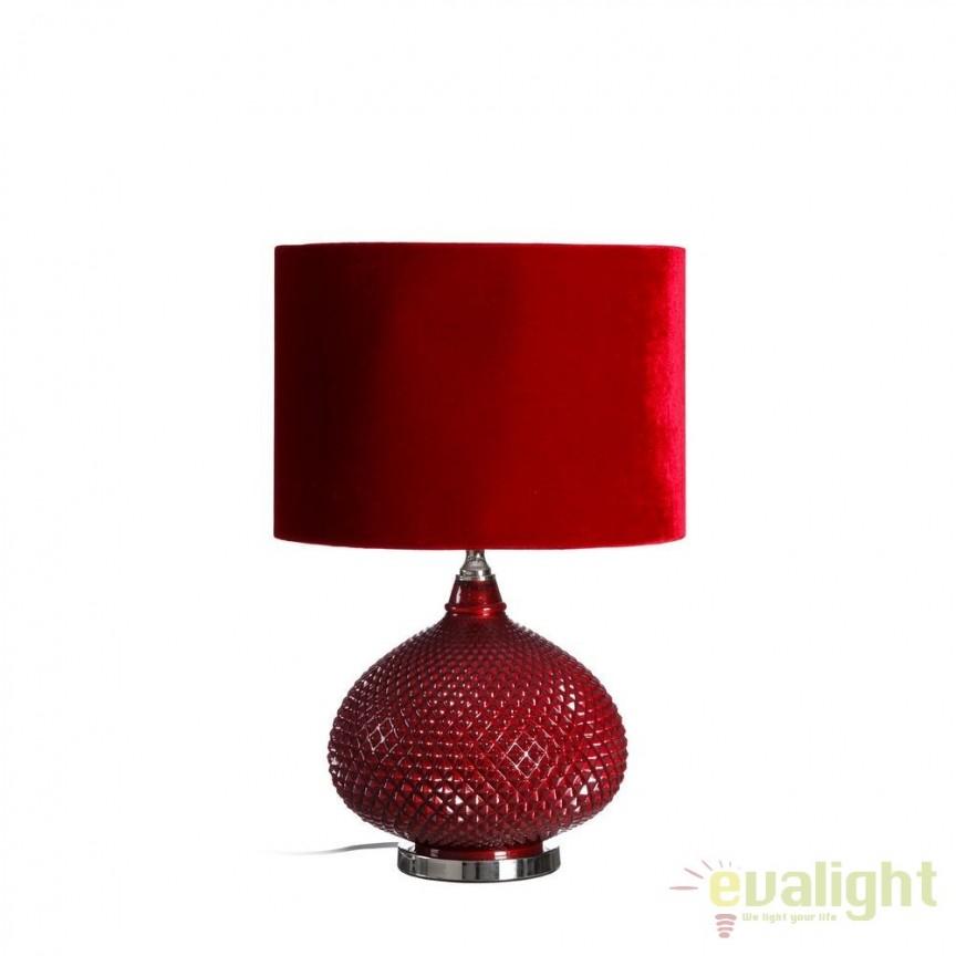 Veioza design elegant / Lampa de masa Rozy DZ- 102502, CORPURI DE ILUMINAT INTERIOR MODERN, Corpuri de iluminat, lustre, aplice, veioze, lampadare, plafoniere. Mobilier si decoratiuni, oglinzi, scaune, fotolii. Oferte speciale iluminat interior si exterior. Livram in toata tara.  a