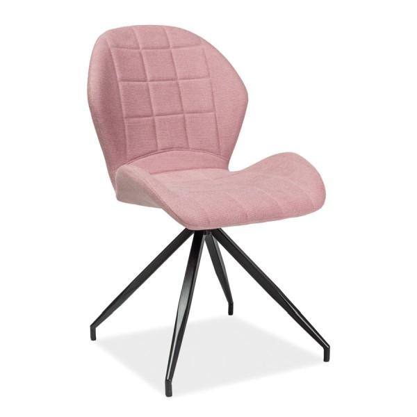 Scaun elegant si modern cu design ergonomic ideal pentru sali de conferinta sau birouri HALS II roz HALS2R SM, MOBILA SI DECORATIUNI , Corpuri de iluminat, lustre, aplice, veioze, lampadare, plafoniere. Mobilier si decoratiuni, oglinzi, scaune, fotolii. Oferte speciale iluminat interior si exterior. Livram in toata tara.  a