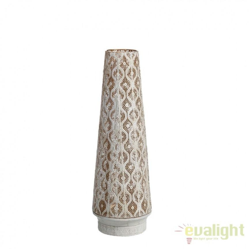 Lampa de podea decorativa design etnic oriental Melody, 78cm SX-100417, ILUMINAT INTERIOR RUSTIC, Corpuri de iluminat, lustre, aplice, veioze, lampadare, plafoniere. Mobilier si decoratiuni, oglinzi, scaune, fotolii. Oferte speciale iluminat interior si exterior. Livram in toata tara.  a