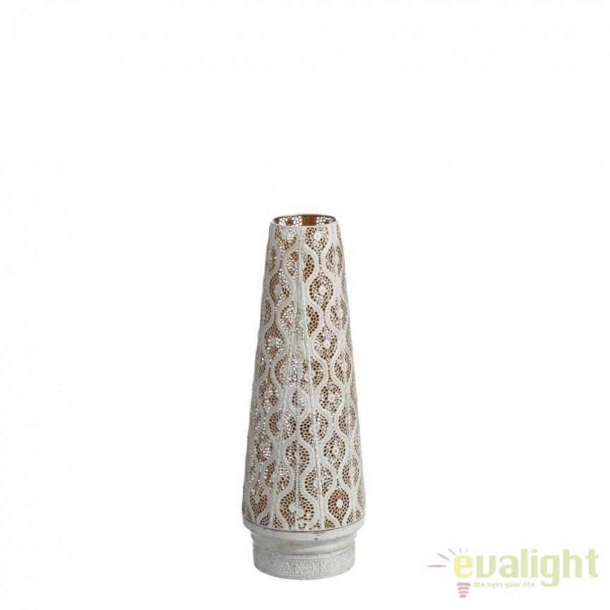Lampa de podea decorativa design etnic oriental Melody, 57cm SX-100416, ILUMINAT INTERIOR RUSTIC, Corpuri de iluminat, lustre, aplice, veioze, lampadare, plafoniere. Mobilier si decoratiuni, oglinzi, scaune, fotolii. Oferte speciale iluminat interior si exterior. Livram in toata tara.  a